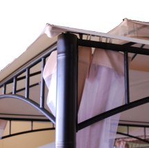 Sunjoy Madaga Replacement Canopy Garden Winds