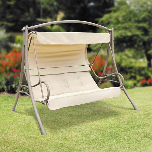 Suntime Seville Swing Replacement Canopy Garden Winds