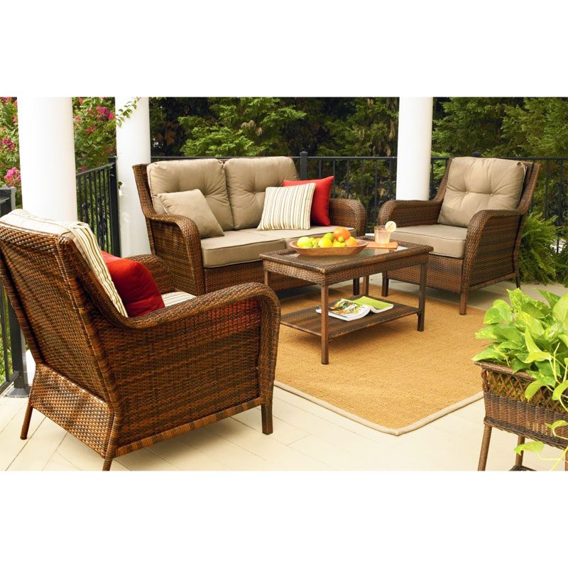 replacement cushions for living room sofa 2 theme colors patio sets sold at sears garden winds mayfield deep seating cushion set