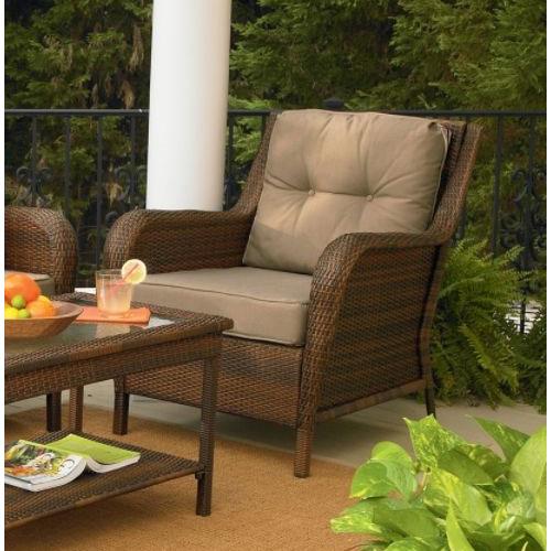 Ty Pennington Mayfield Deep Seating Replacement Cushion Set Garden Winds