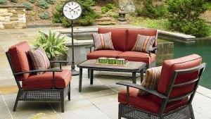 Ty Pennington Sierra Conversation Replacement Cushion Set
