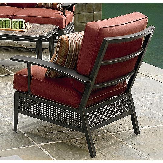 Ty Pennington Sierra Conversation Replacement Cushion Set Garden Winds