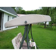 Replacement Canopy Swing Garden Winds