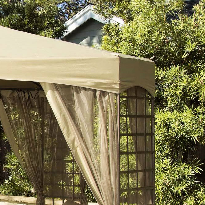 Replacement Canopy for Trellis 10 x 12 Gazebo  350