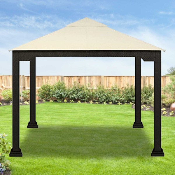 Replacement Canopy Xtremepower 10x10 Gazebo - Riplock