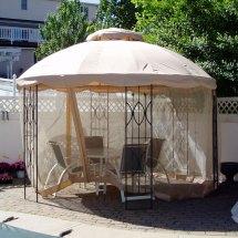 Gazebo Yjsg-110 Replacement Canopy Garden Winds