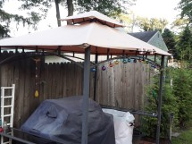 Replacement Canopy Aldi Grill Gazebo - 350 Garden Winds