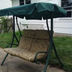 Swing Chair Canopy Replacement Guitar Stool Walmart 2 Seater Rus4860 Garden Winds