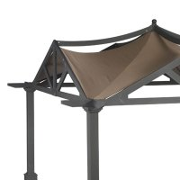 Lowes Garden Treasures 10 x 10 Pergola Replacement Canopy