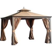 Walmart 12' x 10' Florence Gazebo Replacement Canopy ...