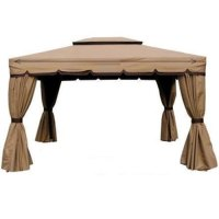 Replacement Canopy for Bellagio 10 x 12 Gazebo Garden ...