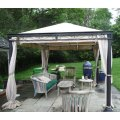 Costco emperor 10 x 10 gazebo replacement canopy garden winds canada