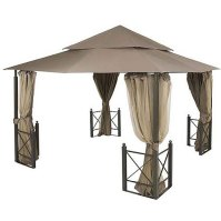 Harbor Gazebo ULTRA GRADE 12 x 12 Replacement Canopy ...