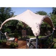 Sams Club Jra Arch Gazebo Replacement Canopy Garden Winds