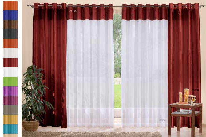 Fenster Schals Gardinen vorh nge gardinen schals mintfarben f r 2 bodenlange fenster in