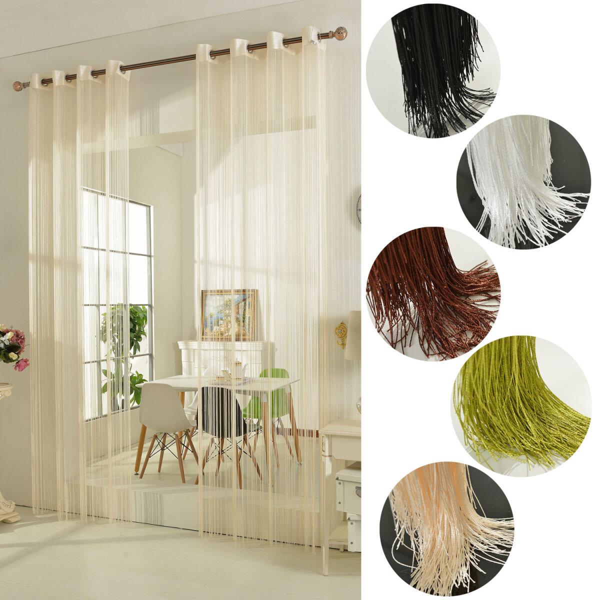 Raumteiler Vorhang Befestigung vorhang als raumteiler