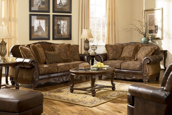 old world style living room furniture decor for small with fireplace how to acheive on a budget gardner white blog