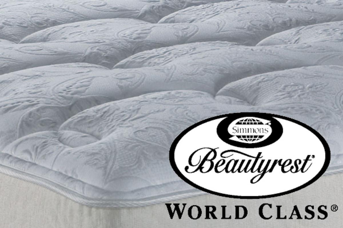 Simmons Beautyrest World Class Ellsworth Collection