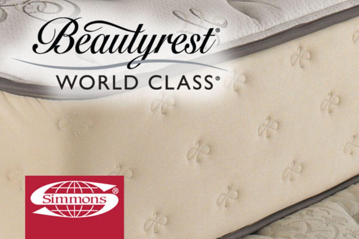 Simmons Beautyrest World Class Fairmount Collection