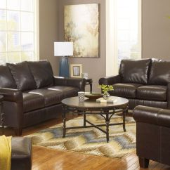 Ashley Furniture Durablend Sleeper Sofa High End Leather Sofas Lakeside By Ashley® Collection