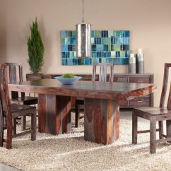 Dining Room Set With Accent Chairs Covers For Ikea Tullsta Chair Zebrano Collection
