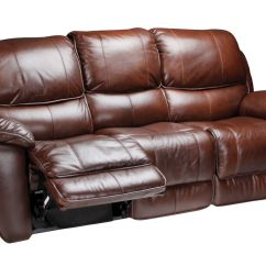 Alec Leather Sofa Collection Set Crosby Living Room