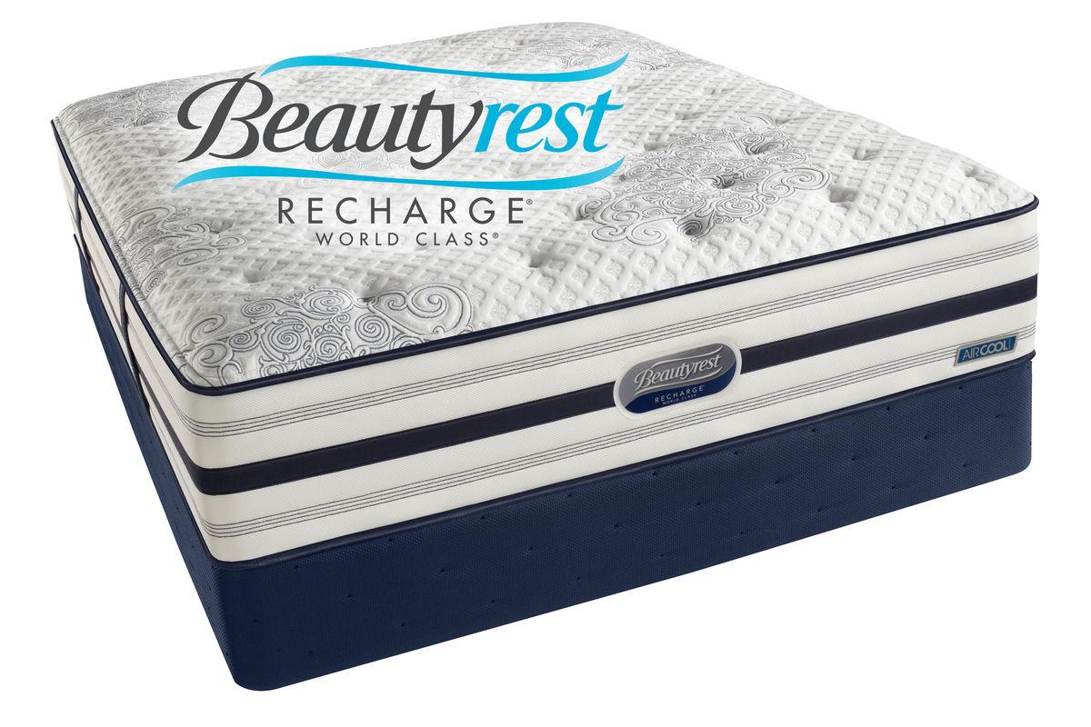 Beautyrest Recharge World Class Suri Collection