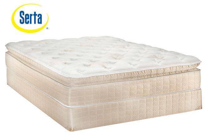 Serta Perfect Sleeper Longview From Gardner White Furniture