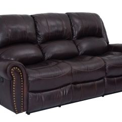 Valencia Black Recliner Leather Sofa Paint Repair Westland Living Room Collection