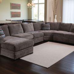 Jonathan Louis Sofa Bed Longest Length Lewis Burton Modern Sectional