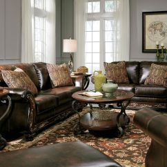 Gardner White Living Room Sets Blinds Ideas For Vance By Ashley Collection From Furniture