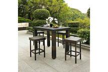Palm Harbor Outdoor High Dining Table Crosley