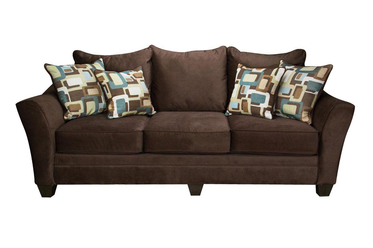 microfiber sofas sofa dwuosobowa z funkcja spania agata meble boca at gardner white