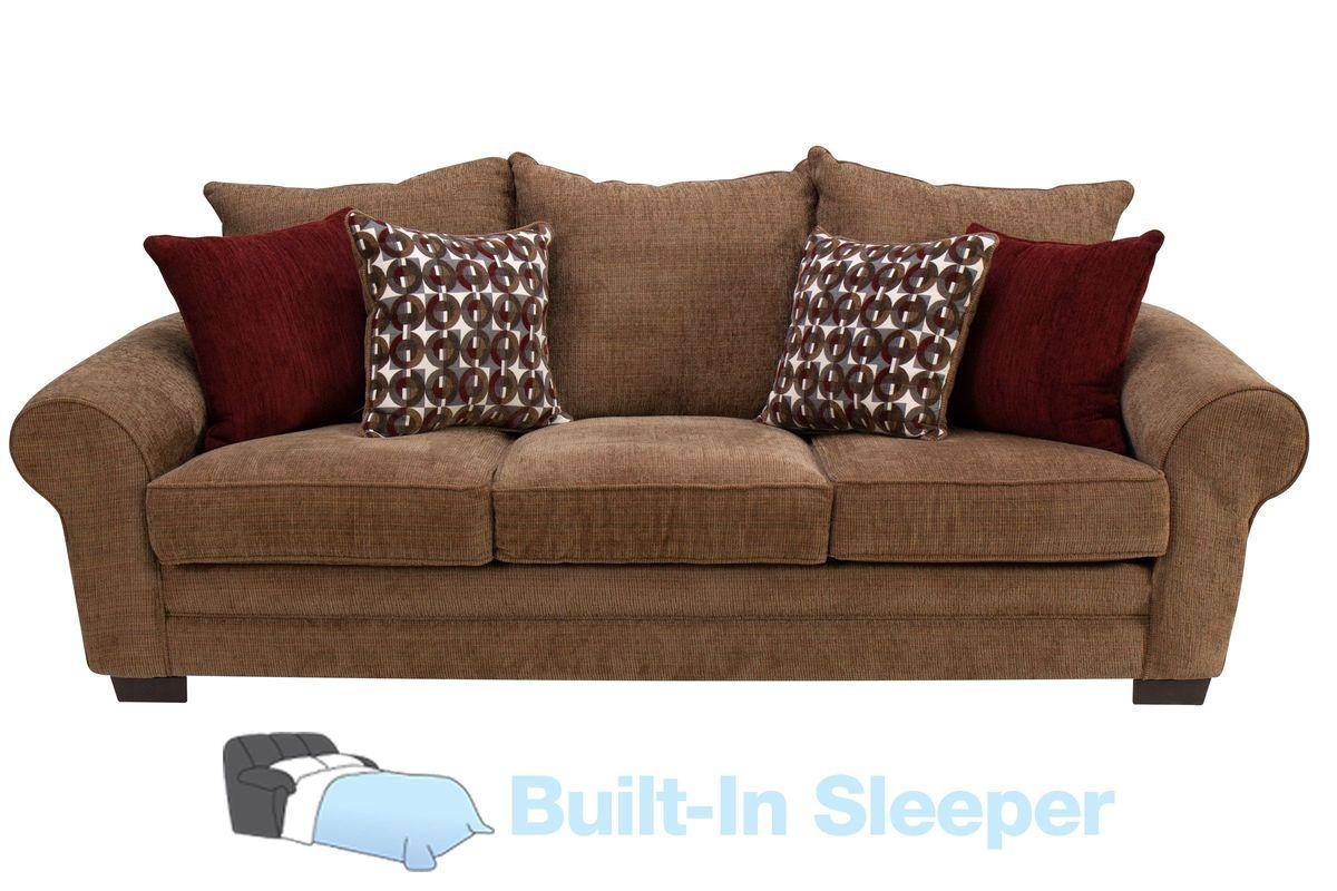 addison sofa ashley furniture stressless windsor chenille sleeper hot signature