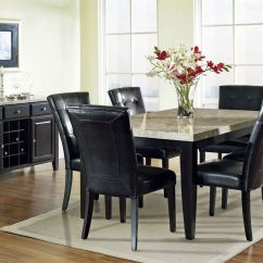 Dining Room Sets 6 Chairs Indoor Hanging Chair With Stand Monarch Table At Gardner White
