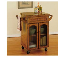 Oak Kitchen Cart Vintage Noble At Gardner White From Furniture