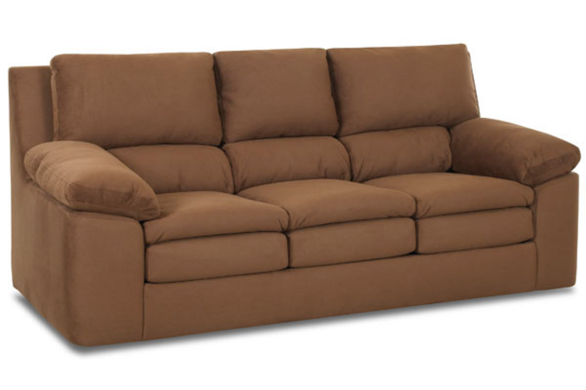 microfiber sofas french style sofa set uk buck at gardner white