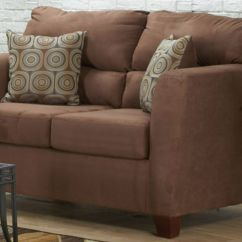 Tv Sofa Leather For Sale Singapore Comet Loveseat And 32 Quot From Best Buy At Gardner White