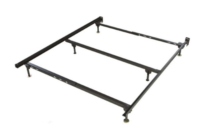 Queen Metal Bed Frame From Gardner White Furniture