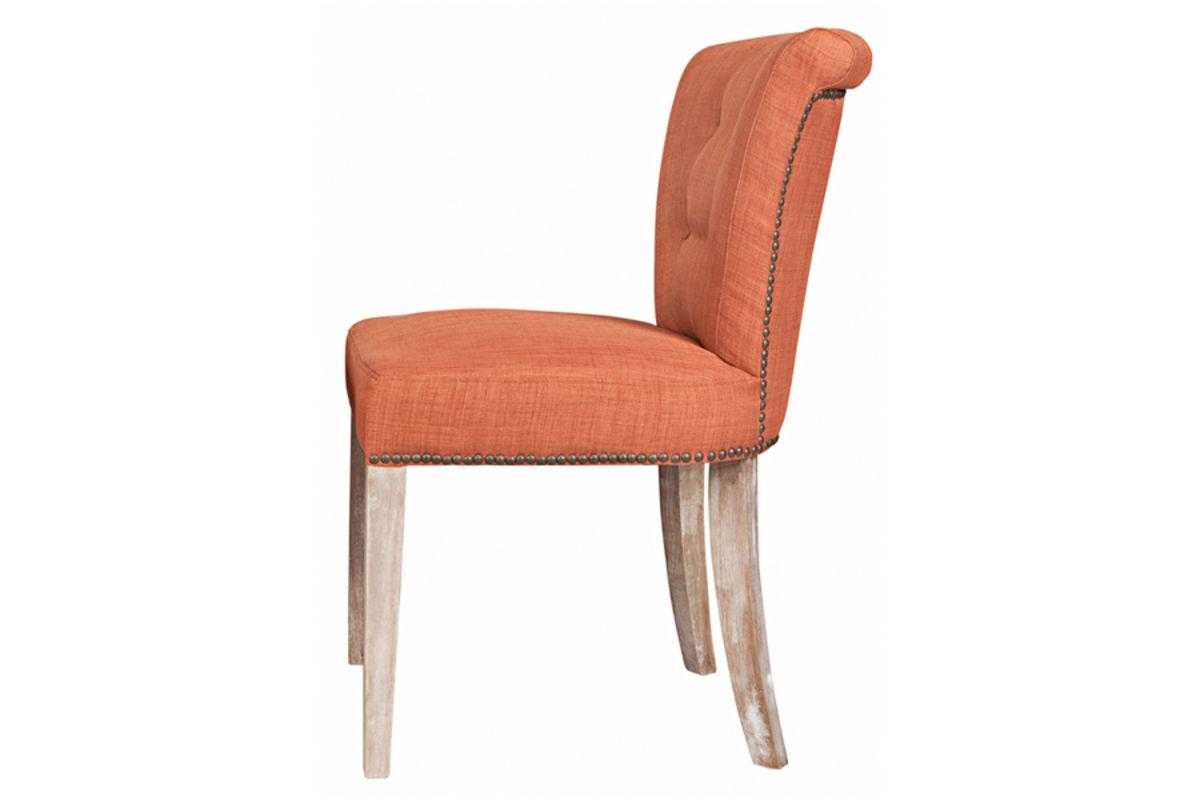 Lexi Orange Dining Chair
