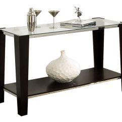Sofa Set Glass Table Clayton Motion Leather Espresso Top At Gardner White