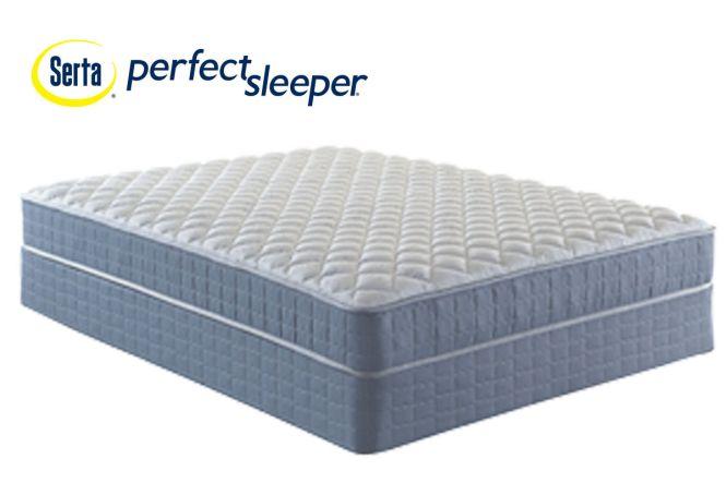 Serta Perfect Sleeper Norwich Firm Twin Mattress From Gardner White Furniture