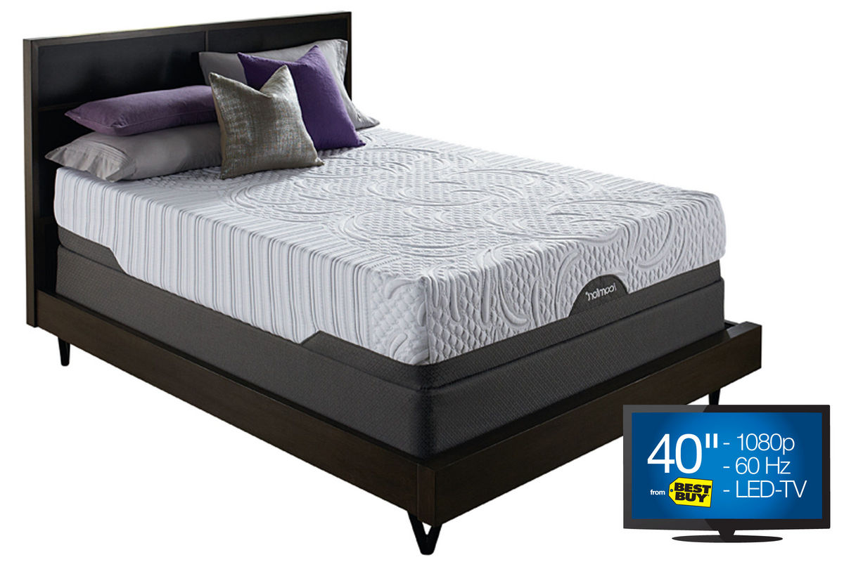 iComfort Prodigy with Everfeel Twin XL Mattress at