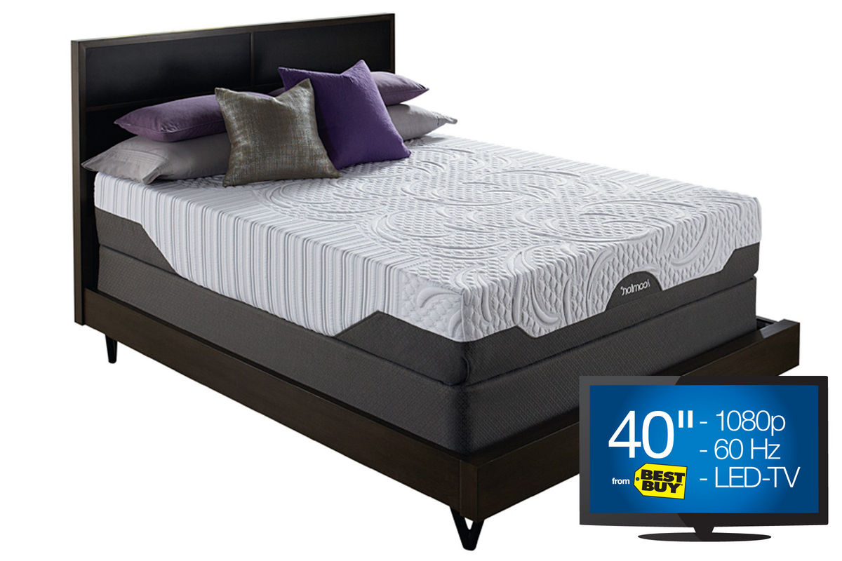 iComfort Savant with Everfeel Firm King Mattress at