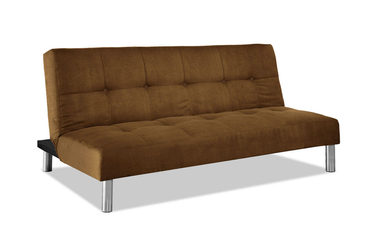 klik klak sofa with storage family room brown leather futons