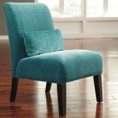 Accent Chair Teal Twin Sleeper Slipcover Annora By Ashley At Gardner White