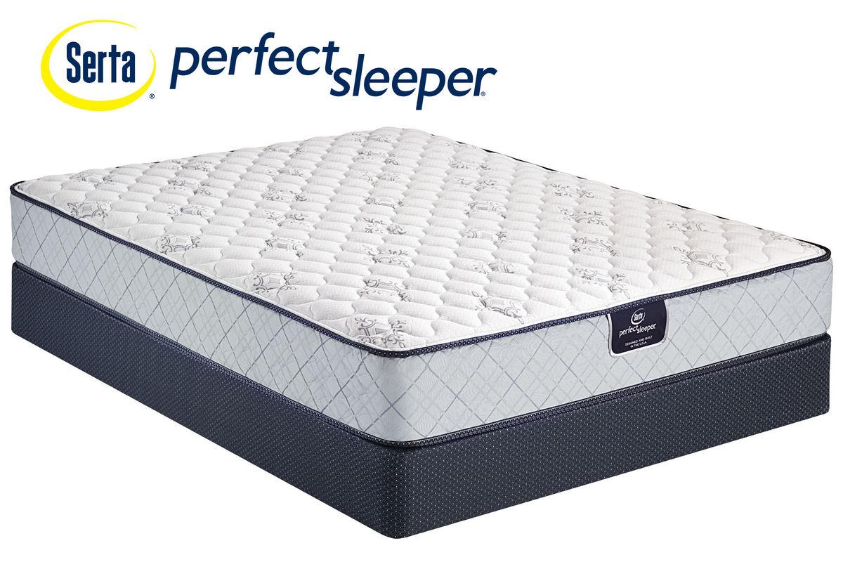 Serta Perfect Sleeper Bellcast Queen Mattress at Gardner