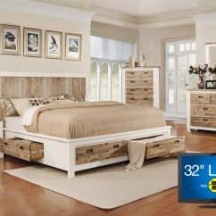 Gardner White Living Room Sets Furnitures Pictures Western Queen Storage Bedroom Set With 32