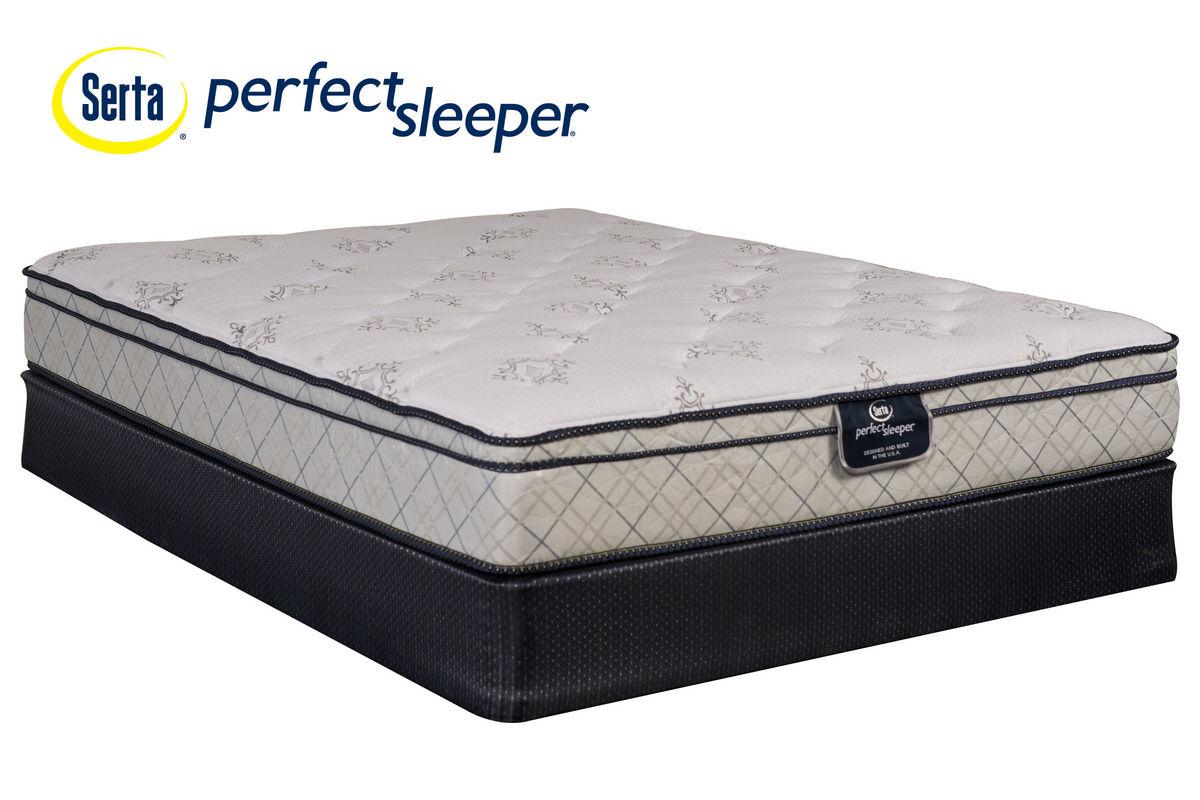 Serta Perfect Sleeper Escala Queen Mattress at GardnerWhite
