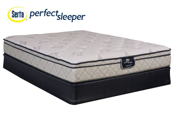 Serta Perfect Sleeper Escala Queen Mattress From Gardner White Furniture